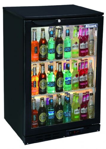 Blizzard Bar 1 Single Door  Bottle Fridge
